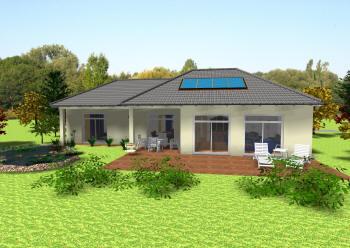 Bungalows for Mini bungalow fertighaus